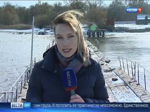 Специалисты: авария с понтонным мостом в Ростове была ожидаема