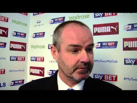 FREEVIEW: Clarke delighted to earn first win as Royals boss