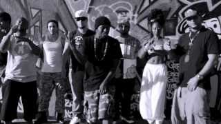 Top Billion's 2014 Miami Rap Cypher