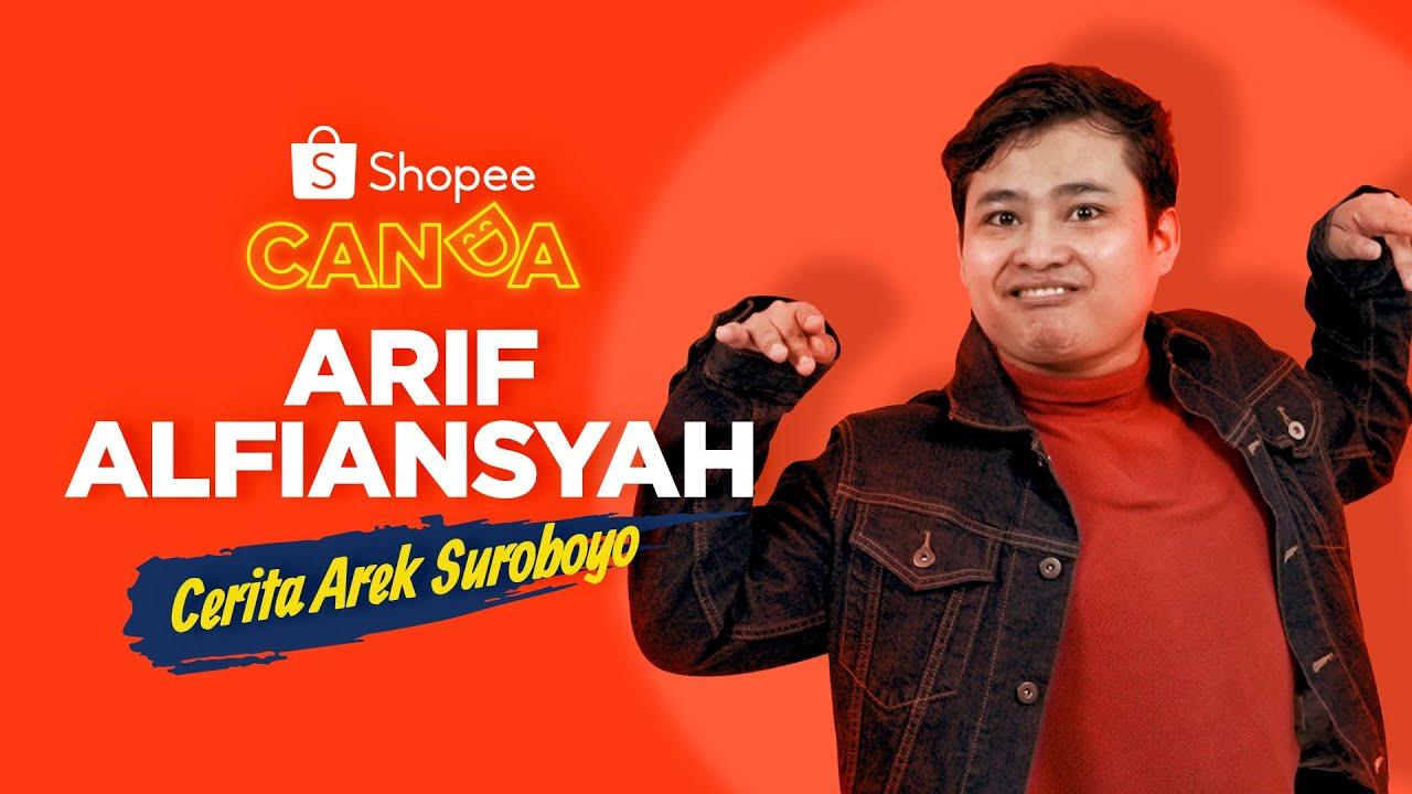 Stand up Comedy - Arif Alfiansyah: Cerita Arek Suroboyo   Shopee Canda