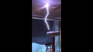 what does a million volts look like?