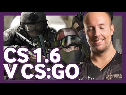 HeatoN: CS 1.6 vs CS:GO