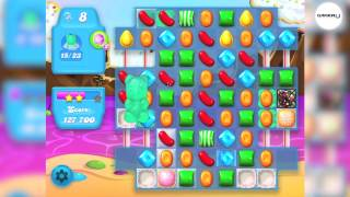 Candy Crush Soda Saga - How to Beat Level 30 (With Commentary)