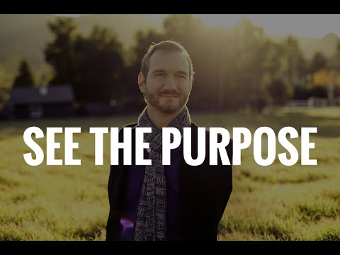 See The Purpose – Motivational Video (ft. Nick Vujicic)