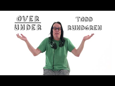 Todd Rundgren Rates Alien Abductions, Jimmy Buffett, and the Rock & Roll Hall of Fame | Over/Under Mp3