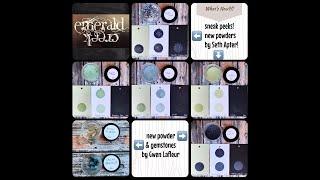 New Emerald Creek Craft Supplies Release Sneak Peeks!