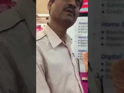 Big Bazar mein expired product...ooper se customer ke saath haramipana
