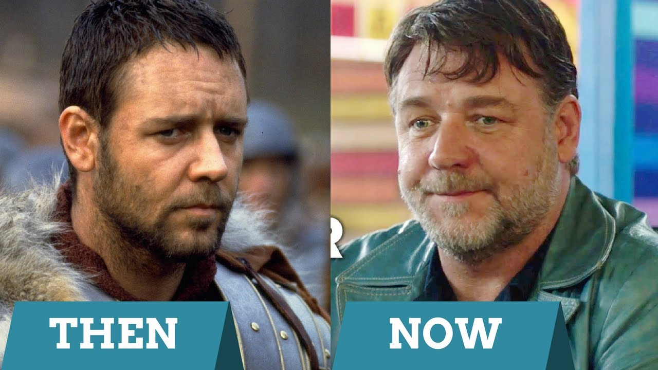 Then And Now: The Cast of 'Gladiator' - YouTube