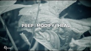 Recovery Products--- Prep | Modify | Heal
