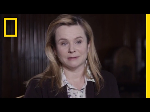 An InDepth  with Emily Watson From 'Genius'  Genius