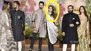 Shahid wife Mira Rajput fumes in anger on seeing Kareena Kapoor in Sonam Kapoor's reception party