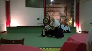 Aikido Schule Hamburg - Vorführung am 19. November 2016 - Teil 1