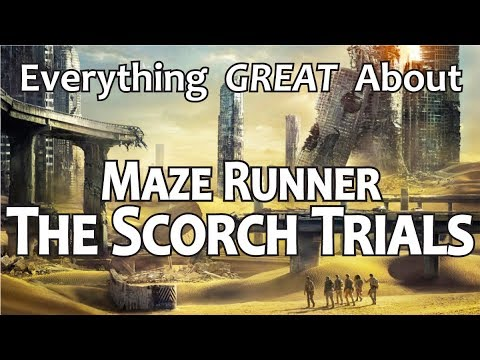 Download Youtube: Everything GREAT About Maze Runner: The Scorch Trials!