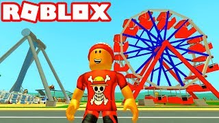 Roblox → The AMUSEMENT PARK of the SPAGZ has RETURNED!! -Theme Park Tycoon 2 🎮