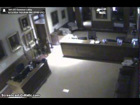 Washington Governor's Office Break-In