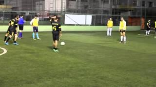 Murat Badur (Nankatsu) Maçın Golü / İZMİR / iddaa Rakipbul Ligi 2015 Açılış Sezonu