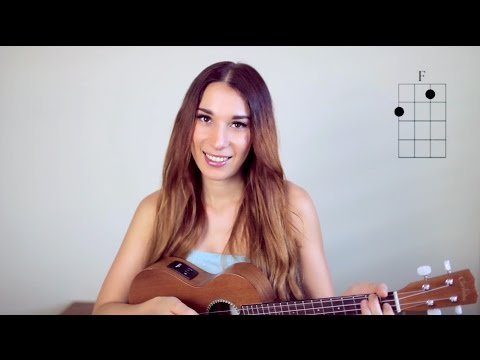 Cold Water | Ukulele Tutorial | Major Lazer ft Bieber & MØ