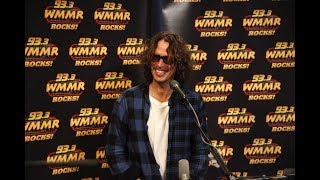Chris Cornell Concert & Interview at 93.3 WMMR MM-aRchive Session (October 15, 2015)