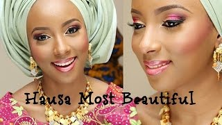 Fatima Bintu: Hausa Most Beautiful thumbnail