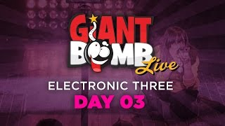 Giant Bomb LIVE! at E3 2015: Day 03