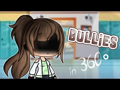 BULLIES||Gacha Life Mini Movie/short Film In 360°||Kazi Aidah Haque