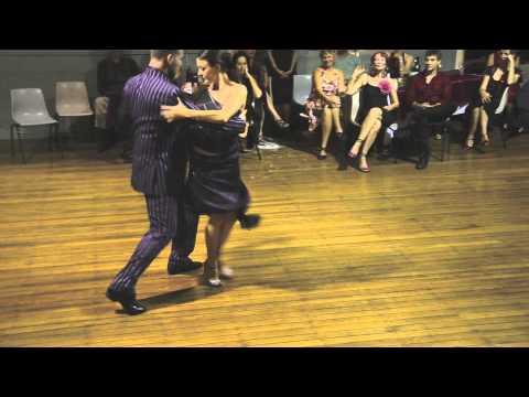 """Damian Thompson & Julianne Martens, """"Paciencia"""" (D'Arienzo)"""