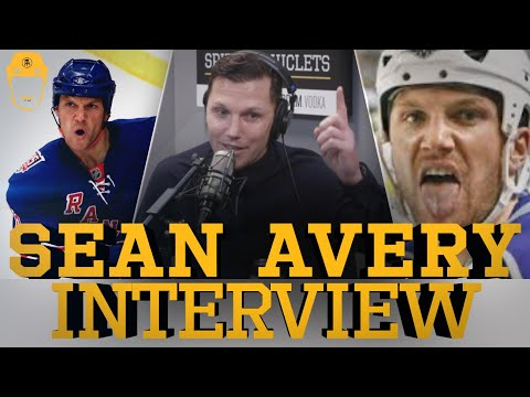 Spittin' Chiclets Interviews Sean Avery - Full Interview