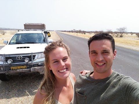 Namibia and Botswana Africa safari Selfdrive 4x4 road trip 2017 great wildlife