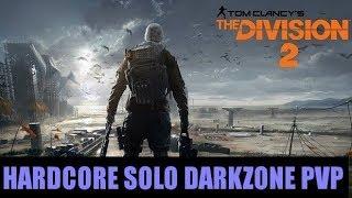 ONE MAN ARMY! THE DIVISION 2 SOLO DARKZONE VS SERVER