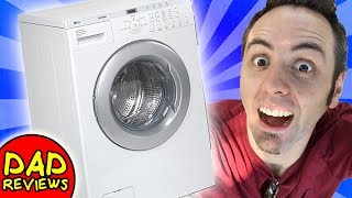 BEST FRONT LOAD WASHER | LG Front Load Washer (WM1812CW) Review
