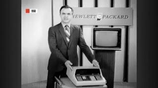 First Handheld Calculator - Decades TV Network