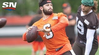 Bills QB Update and Hard Knocks With The Cleveland Browns Review | Good Show