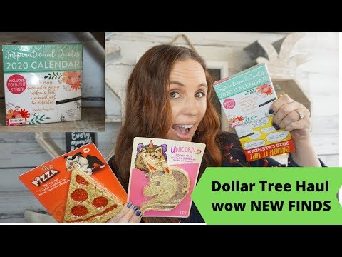 All NEW Dollar Tree haul November 12 2019| Best New Finds This week