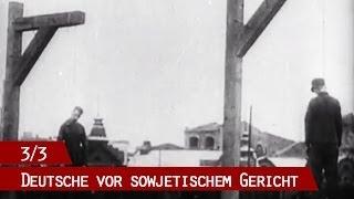 Der Charkow-Prozeß (3/3) - Deutsche vor einem sowjetischen Militärgericht