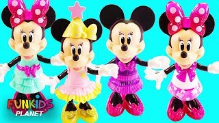 MINNIE MOUSE Party Gala Mix n' Match Style Dress Outfits