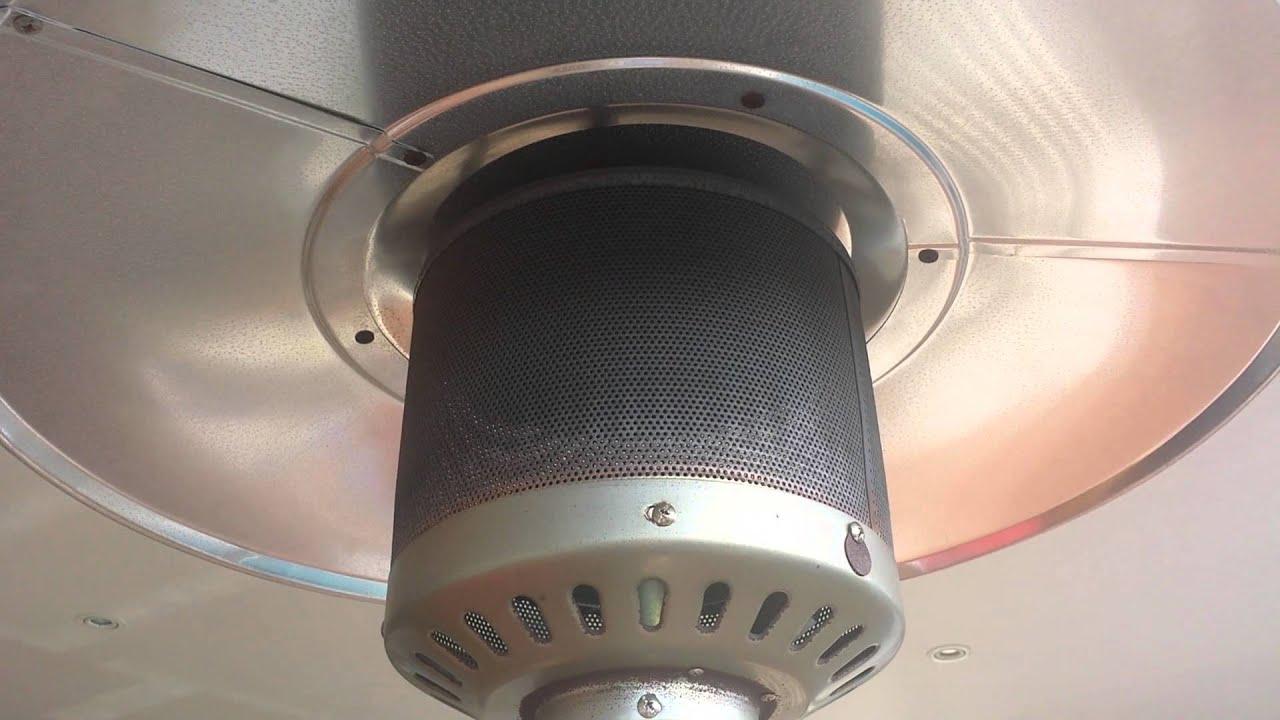 Outdoor gas heater problem