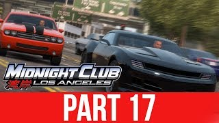 MIDNIGHT CLUB LOS ANGELES XBOX ONE Gameplay Walkthrough Part 17 - I HAVE NO LUCK !!!