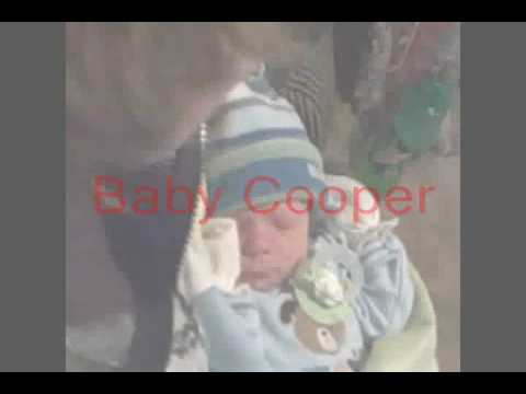 The Exline Family Welcomes Baby Cooper