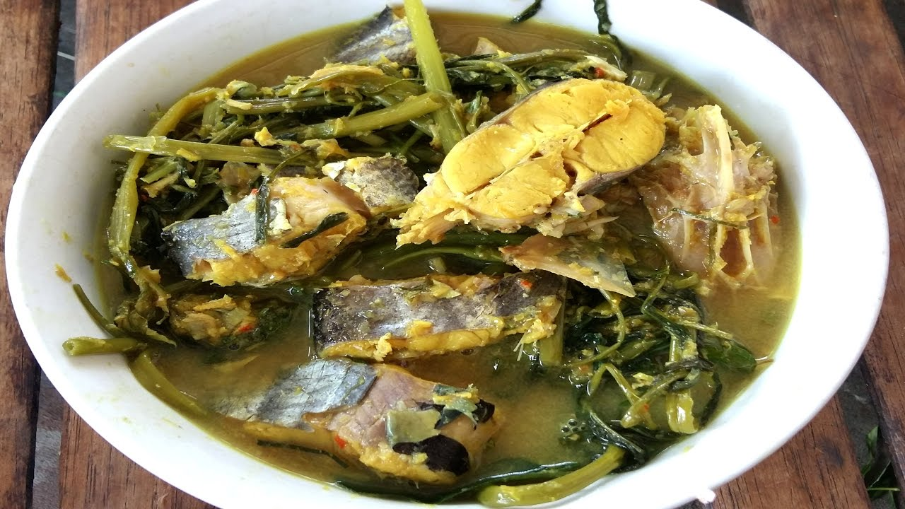 How to make spicy sweet and sour fish soup with morning for How to make fish soup