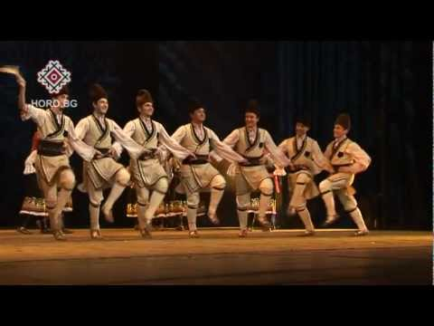 BG FOLK DANCE MASTERS - SOFIA REGION PART 2