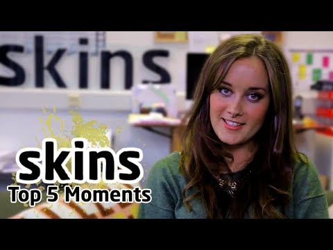 Skins Top 5 Moments  April Pearson Michelle