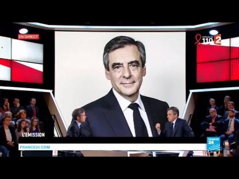 """Présidentielle 2017 : """"un scandale d'Etat"""" Fillon accuse Hollande d'être à l'origine des révélations"""