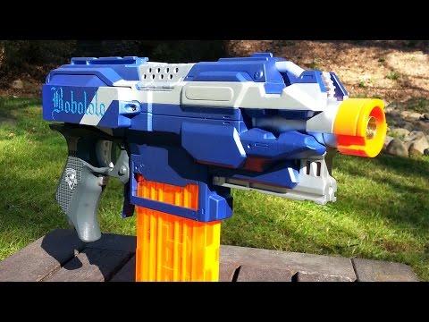 Pump Action Nerf Modulus Recon Mk Ii Doovi