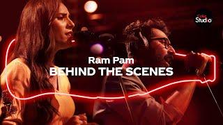 Coke Studio Season 12 | Ram Pam | BTS | Zoe Viccaji & Shahab Hussain