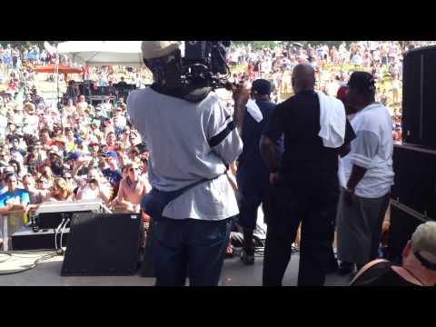 GETO BOYZ LIVE BACKSTAGE LOOK ME IN MY EYES 100000 people downtown... June 1 Houston TX