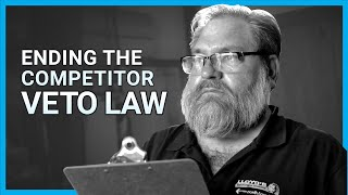 The Competitor's Veto, and the Couple Who Fought Back Against It