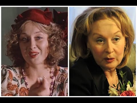 Помните эту актрису? Как сейчас живет Лариса Удовиченко