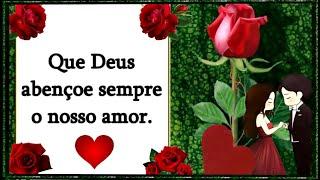 Que deus abençoe nosso amor