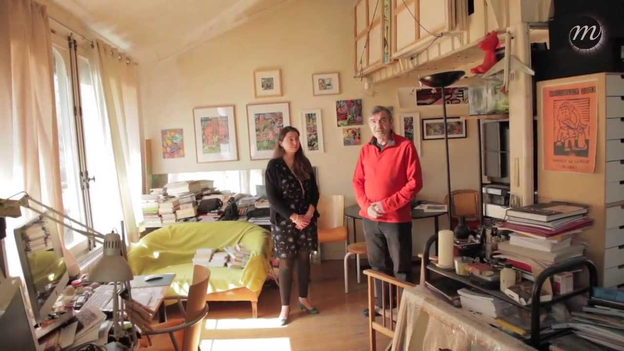 chagall paris la ruche youtube. Black Bedroom Furniture Sets. Home Design Ideas