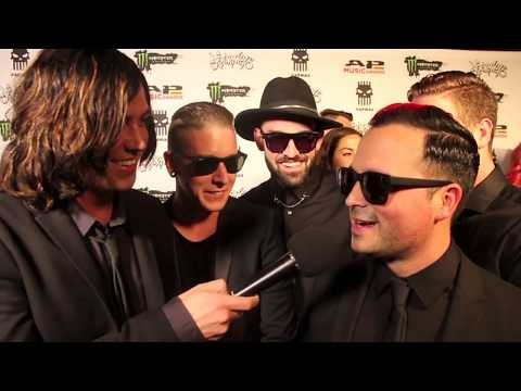 APMAs 2017: Piper Interviews Sleeping with Sirens